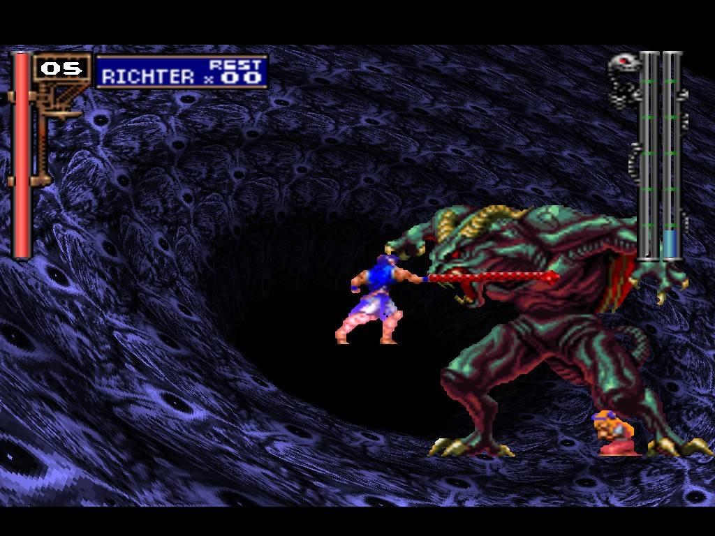 Resultado de imagem para Castlevania SOTN PSX